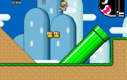WarioWare: Get it Together!'s best microgame is literally Super Mario World