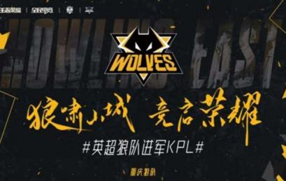 Wolves Esports enter King Pro League following team acquisition – Esports Insider
