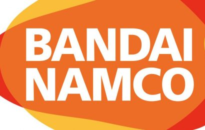 Bandai Namco ditches old blobby logo for something more Twitch-y