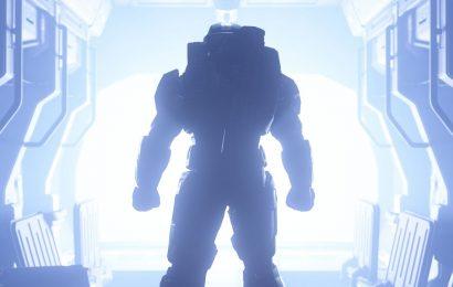 Halo Infinite's campaign trailer shows a more open Master Chief adventure