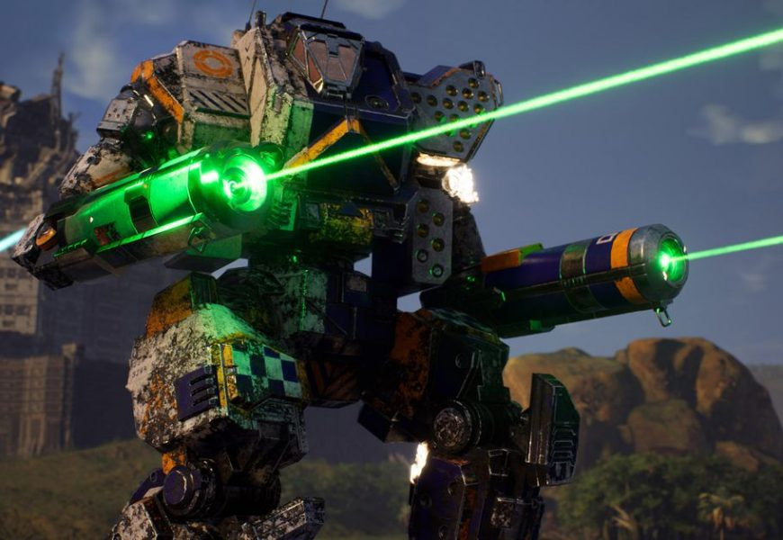 MechWarrior 5 DLC rolls back the punishing grind, but the AI is still useless