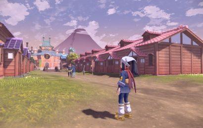 Pokémon Legends: Arceus Might Not Be Open-World